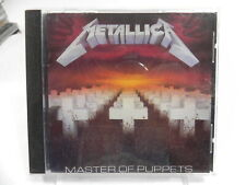 Metallica - Master Of Puppets 1986  CD