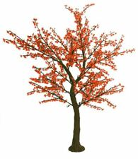 8.5FT LED Red Cherry Blossom LED Indoor Outdoor Lighted Tree Commercial Quality