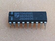 1 PC. tda2595 PHILIPS dip16 NOS