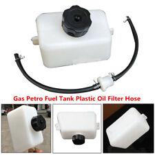 Gas Petrol Fuel Tank Plastic Oil Filter Hose 2Stroke 43cc 47 49cc Bike ATV Motor