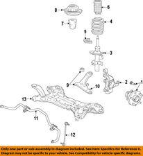 Jeep CHRYSLER OEM 15-16 Renegade Front Suspension-Strut 68304339AA