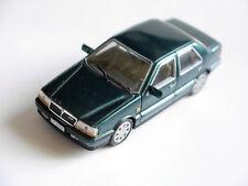 Lancia Thema Turbo i.e. 1988 in grün verde vert green metallic, DeAgostini 1:43!