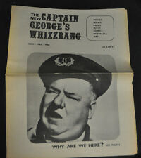 CAPTAIN GEORGE'S WHIZZBANG #1 1ST ISSUE! F-VF