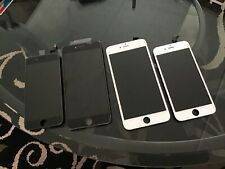 4 White Black iPhone LCD Display Touch Screen Replacement