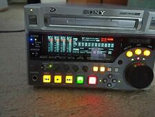 PDW-1500 XDCAM DISC RECORDER / PLAYER,
