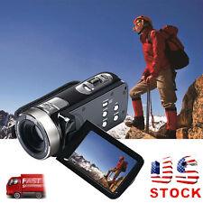 Full HD 1080P 24MP Digital Video Camcorder Camera DV HDMI 3'' TFT LCD 16X ZOOM