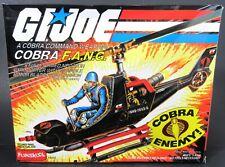 New Sealed In Box Funskool GI JOE Cobra Fang F.A.N.G. 1990