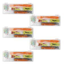 5x140Pcs U Shape Solderless Breadboard Jumper Cable Wire Kit For Arduino Shield.