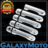 Triple Chrome 4 Door Handle+w/ Smart keyHole Cover for 15-17 Jeep RENEGADE