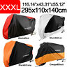 XXXL Motorcycle Cover Rain Waterproof For Harley Davidson Street Glide Touring
