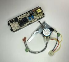Genuine GE Built-In Oven, Control Board W/ Door Latch # WB27T10265 - Ships FAST!