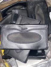 Car Sun Visor Hanging Tissue Box Holder PU Leather Sunshade Paper Napkin Cover