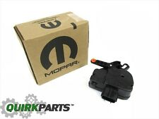 08-18 GRAND CARAVAN TOWN & COUNTRY RIGHT SIDE SLIDING DOOR LOCK ACTUATOR MOPAR