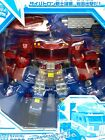 Transformers Henkei Crystal Convoy Japan exclusive Classics Optimus Prime new