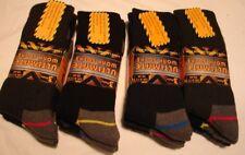 12 pairs Mens Long Lasting Cotton Rich Ultimate Work Socks 6 - 11 (39 - 45)