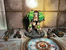 Death Guard Leviathan Dreadnought painted exclusive pack Warhammer 40k