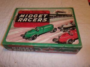 "Box for Hubley Midget Racers, ""Empty"""