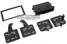 Scosche HA1703B Single/Double DIN Car Install Dash Kit for 2003-up Honda Pilot