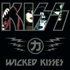 KISS PIC DISC - WICKED KISSES PICTURE DISC - 16 TRACKS OF DEMO RECORDINGS 1970s