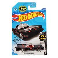 HOT WHEELS 1966 TV Series Batmobile Black Car HW 66 Batman GHB94 2020