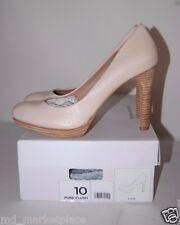 NEW Banana Republic Womens Kate Beige Platform High Heel Pumps Shoes 10 42 $148