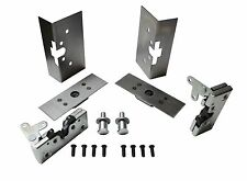 Large Bear jaw Latches with install kit Street rod Hot rod Rat rod Made In USA