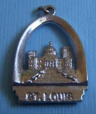Vintage Wells Old Courthouse St. Louis Missouri MO sterling charm