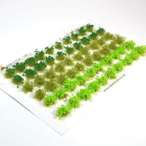 No.63 / Grasbüschel / Grass Tuft / Blühend / Blooming / Mixed - Grün - Green