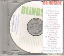 (DF765) Blindside, G Johnson - DJ CD