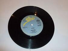 """JUICY - BAD BOY - 1985 UK Epic  injection label 7"""" Single"""
