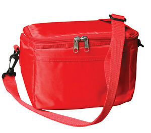 6 Can Lunch Box / Picnic / Travel Insulated Cooler Bag $16 including postage!