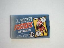 1973-1974 OPC  Hockey WHA Posters Unopened Wax Pack FLASH SALE