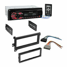 Pioneer Radio Stereo Dash kit Harness for 1974-02 Chrysler Dodge Plymouth Jeep