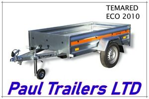 Car Trailer 2,0 m x 1,06 m 750 kg  Brand New