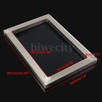 "8""x 12"" Silk Screen Printing Aluminum Rectangle frame electronic ceramic"
