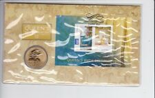 2011 Queen's 85th Birthday $1 Coin & Stamp Set FDC PNC Australia
