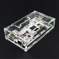 Clear Acrylic Enclosure Housing Shell Case Box Moved Lid for Banana Pi Pro