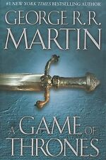 A Game of Thrones by George R. R. Martin (2002~ HardcoverDJ~VGC)