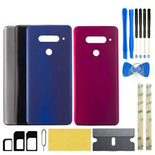 For LG V40 ThinQ LM-V405UA Battery Cover Glass Housing Back Door Replacement