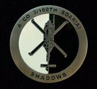 Rare Shadows 160th SOAR 3rd Battalion Alpha Company Challenge Coin