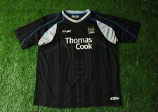 MANCHESTER CITY ENGLAND 2006/2007 FOOTBALL SHIRT JERSEY AWAY REEBOK ORIGINAL