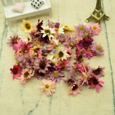 Sunflower Fake Silk Daisy DIY Wreath Artificial Flower Christmas Home Decoration