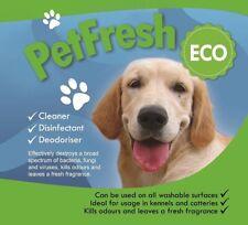 More details for eco refill for 25ltr pet kennel disinfectant deodoriser cat fresh odour dog v43