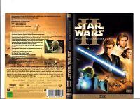 Star Wars: Episode II - Angriff der Klonkrieger / 2-DVD`s / DVD