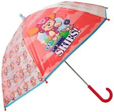 Girls Paw Patrol Skye Bubble Dome Umbrella Rain Brolly Back To School Travel
