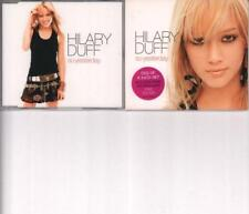 Hilary Duff(2CD Single)So Yesterday-New
