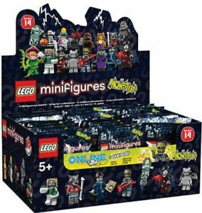 LEGO Minifigures Series 14 - Monsters - Sealed Bag - Choose Your Own - Halloween