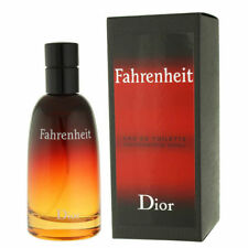CHRISTIAN DIOR FAHRENHEIT 50ML EAU DE TOILETTE SPRAY BRAND NEW & SEALED