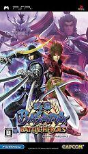 Used Sengoku Basara: Battle Heroes (Sony PSP, 2009) Free Shipping