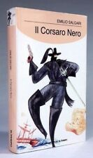 IL CORSARO NERO Emilio Salgari IL TEMPO su licenza GIUNTI 2003